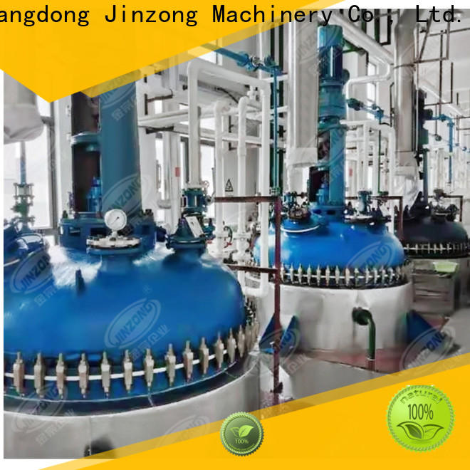 Jinzong Machinery multi function equipment used in pharmaceutical industry for business for food industries