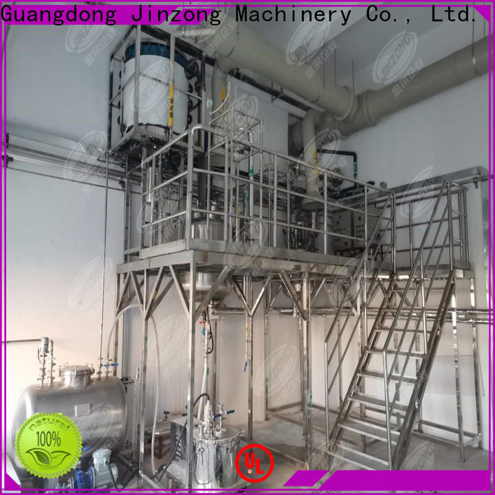 Jinzong Machinery jrf pharmaceutical extraction machine manufacturers for food industries