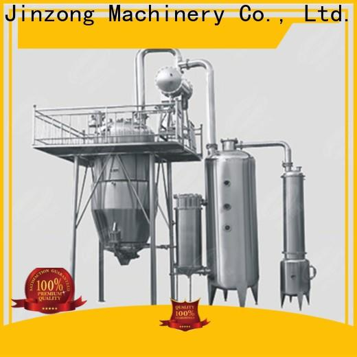 Jinzong Machinery multi function Vitamin derivatives manufacturing plant factory for food industries