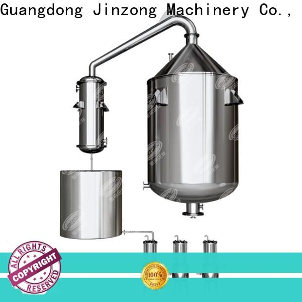 Jinzong Machinery ointment syrup manufacturing plant company for food industries
