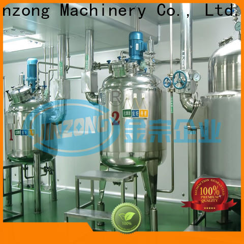Jinzong Machinery wholesale Extraction of complex amino acids from protein production line factory for food industries