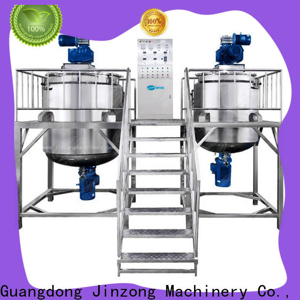 Jinzong Machinery practical paste filling machine wholesale for food industry