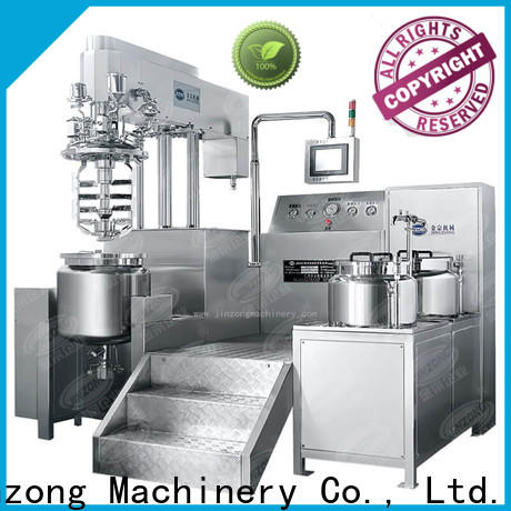 Jinzong Machinery vacuum Glass Lined Distillation Concentrator supply for food industries