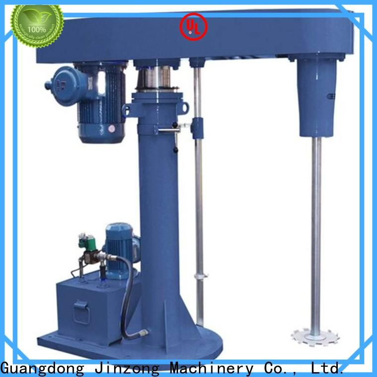 Jinzong Machinery machine high viscosity reactor online for chemical industry