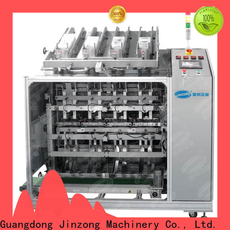 Jinzong Machinery engineering cosmetics equipment suppliers supply for nanometer materials