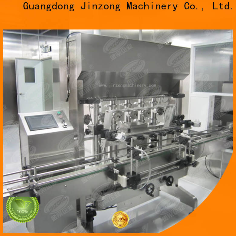 Jinzong Machinery custom cosmetic manufacturing equipment supply for petrochemical industry