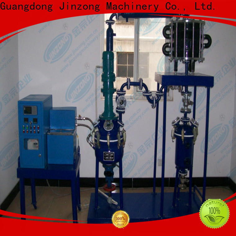 custom automatic control system half Chinese for distillation