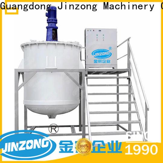 Jinzong Machinery custom automatic filling machine high speed for nanometer materials