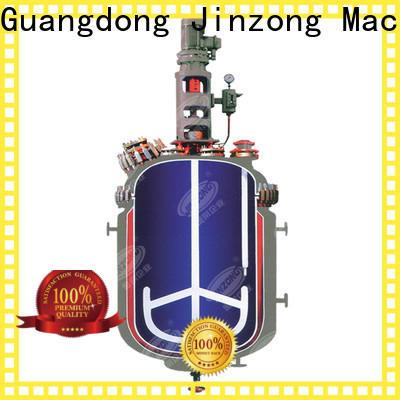 Jinzong Machinery making falling film evaporator, manufacturers for food industries
