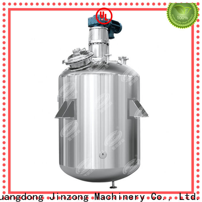 Jinzong Machinery yga pharmaceutical machinery equipment for sale for reflux