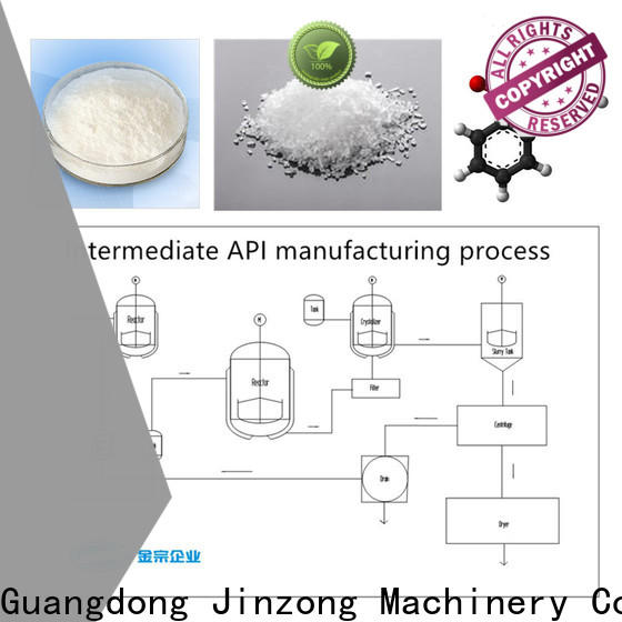 Jinzong Machinery pharmaceutical production line for business for reaction
