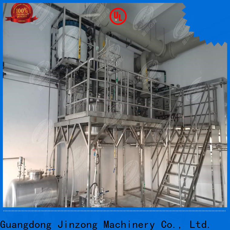 Jinzong Machinery yga Essential Oil Extractor manufacturers for pharmaceutical