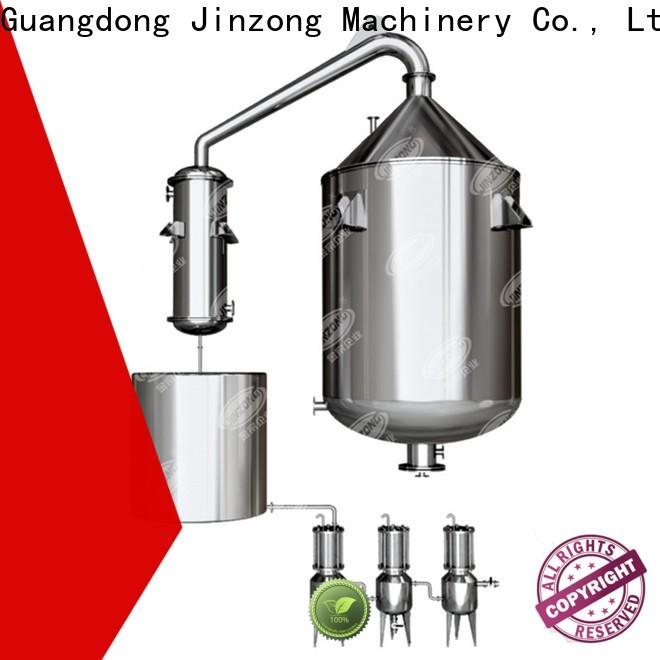 Jinzong Machinery accurate oral liquid manufacturing vessel factory for reaction