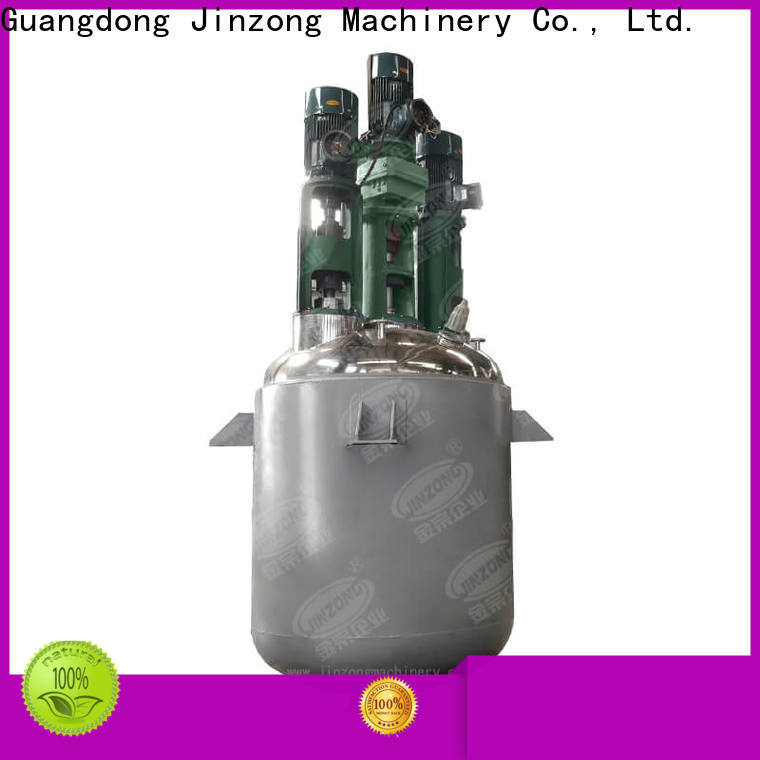 Jinzong Machinery complete chemical filling machine suppliers for The construction industry
