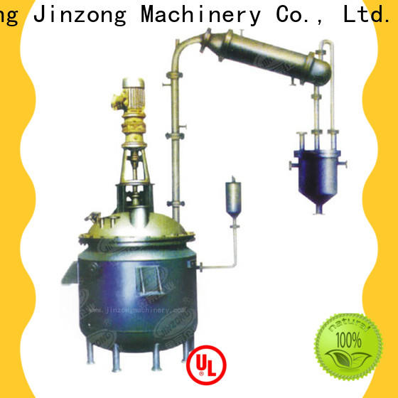 high-quality reactor plant jz suppliers for reaction
