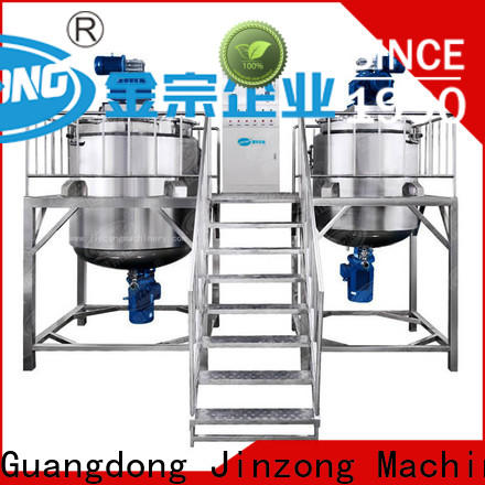 Jinzong Machinery New cosmetics tools and equipments for business for petrochemical industry