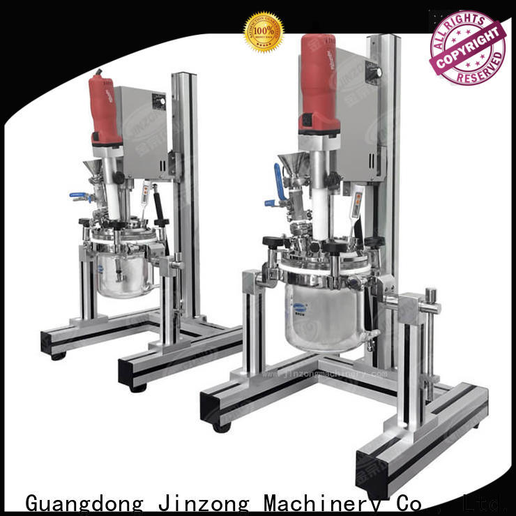 Jinzong Machinery cream lotion filling machine online for paint and ink