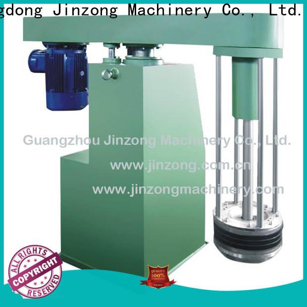Jinzong Machinery rollers powder mixer supply