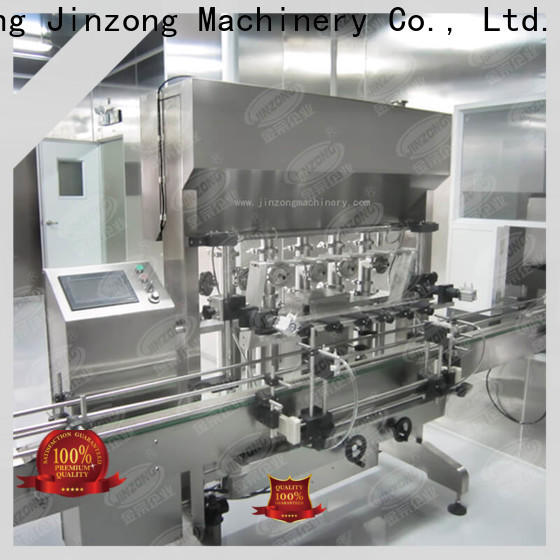 Jinzong Machinery practical Vacuum emulsifier for business for food industry