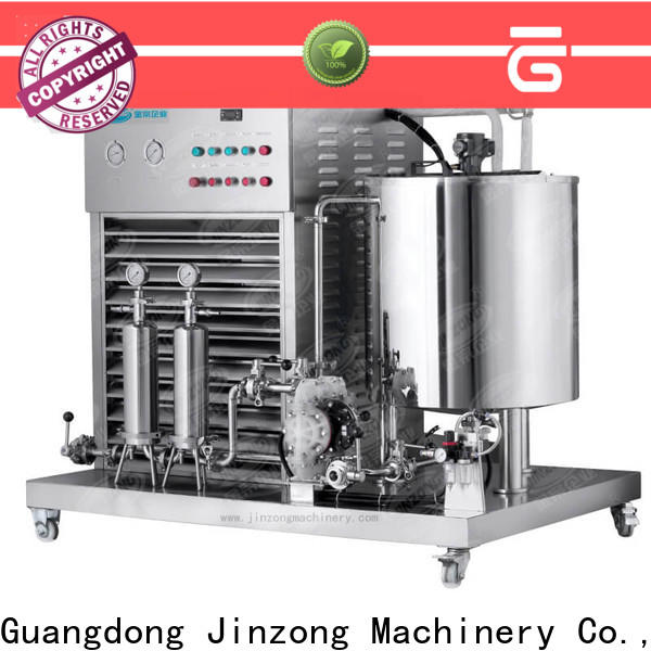 Jinzong Machinery emulsifying mixing tank design suppliers for paint and ink