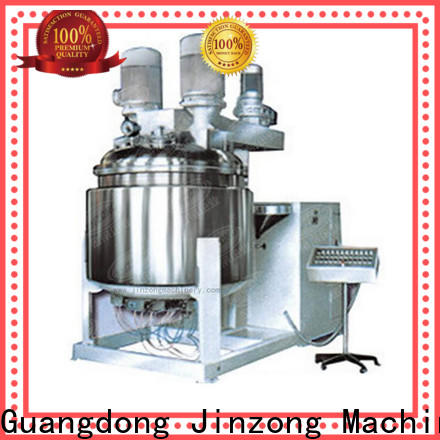 Jinzong Machinery high-quality cosmetic filling machine company for petrochemical industry
