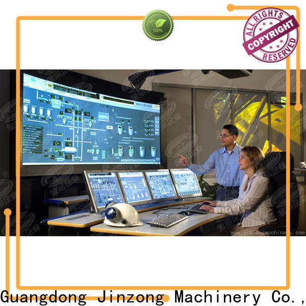 Jinzong Machinery professional production planning system supply for workshop