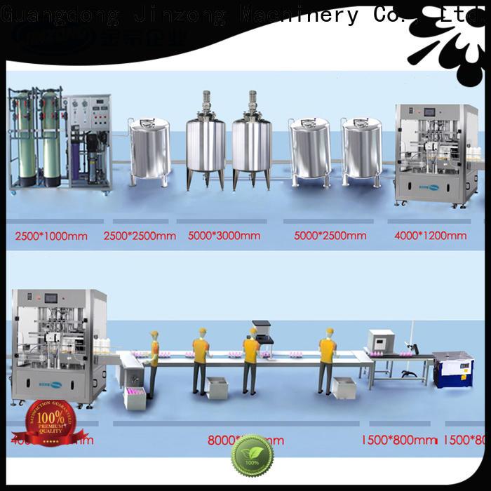 Jinzong Machinery custom mix tank online for food industry