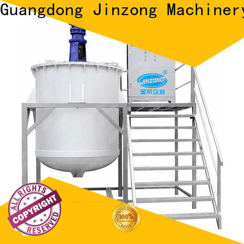 best mix tank pvc wholesale for food industry