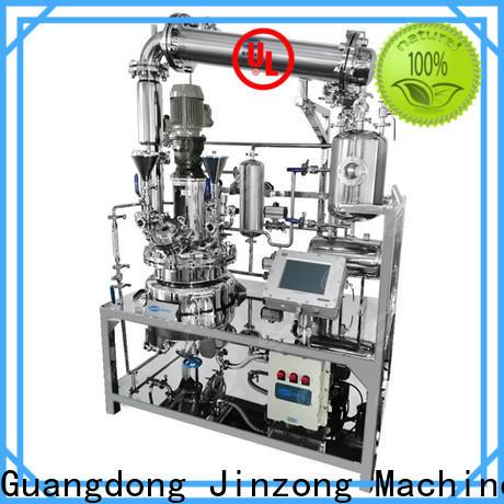 Jinzong Machinery custom fermentation machine suppliers for reflux