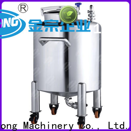 Jinzong Machinery custom pharmaceutical labeling machine for business for reaction