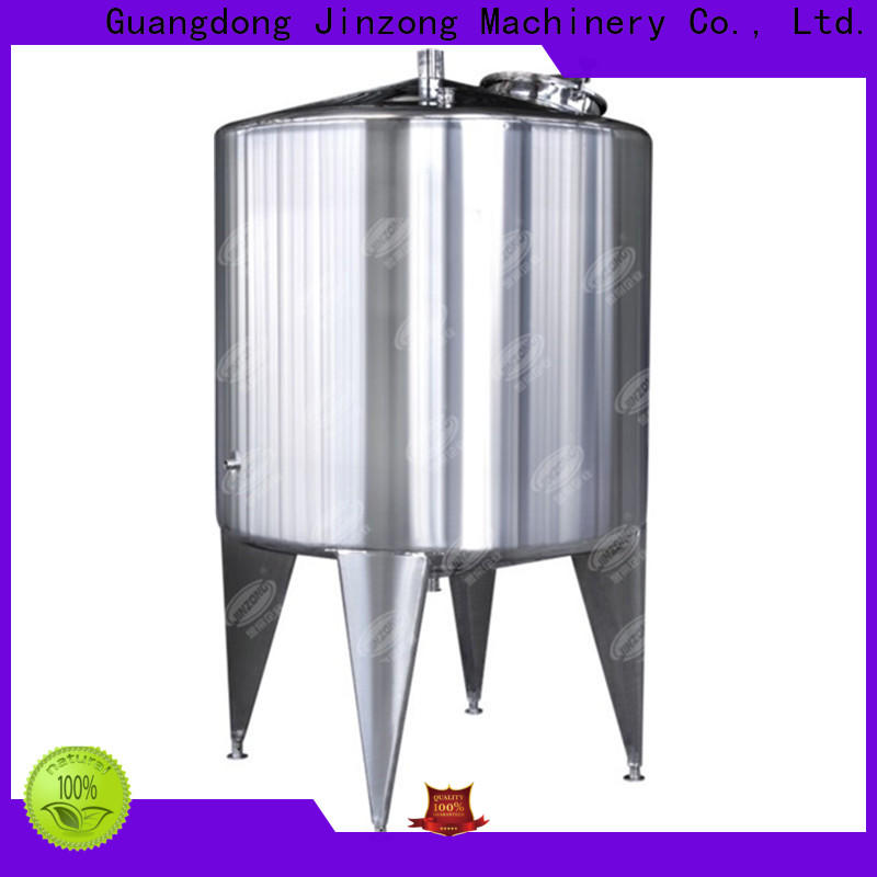Jinzong Machinery making pharmaceutical large infusion preparation machine system online for reflux