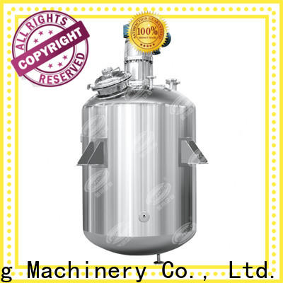 Jinzong Machinery multi function evatoration concentrator suppliers for reflux