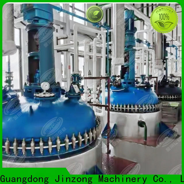 Jinzong Machinery New Crystallization tank for sale for reaction