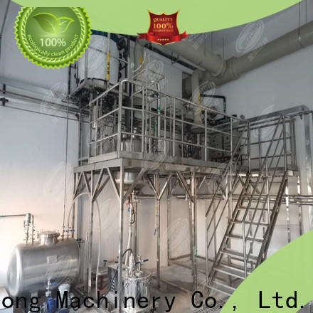 Jinzong Machinery series pharmaceutical extraction machine suppliers for food industries