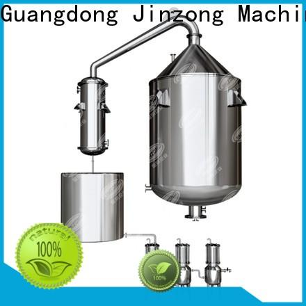 Jinzong Machinery latest oral liquid manufacturing tank manufacturers for reflux