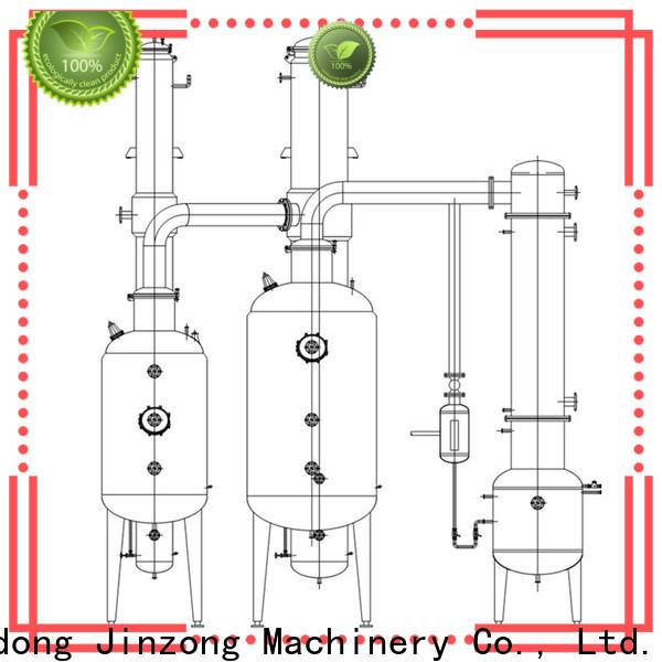 Jinzong Machinery customized emulsifying mixing machine series for pharmaceutical