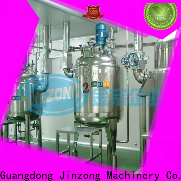 Jinzong Machinery series Extraction of complex amino acids from protein production line for business for reaction