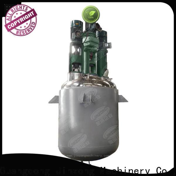 Jinzong Machinery custom anti-corossion reactor factory for reaction