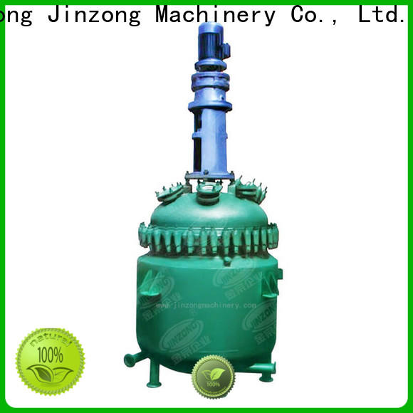 Jinzong Machinery professional chemical equipment supply supply for reflux