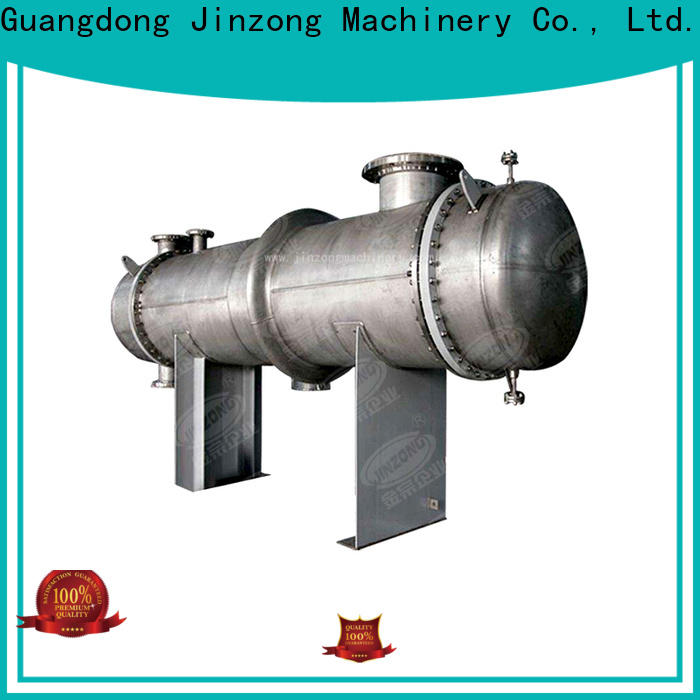 Jinzong Machinery New resin reactor on sale for chemical industry