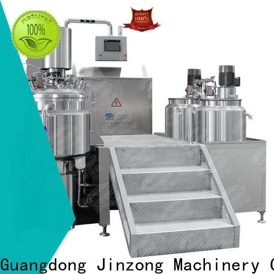 Jinzong Machinery practical mixing tank design online for food industry