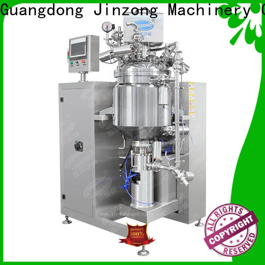 Jinzong Machinery accurate pharmaceutical concentration machine suppliers for pharmaceutical