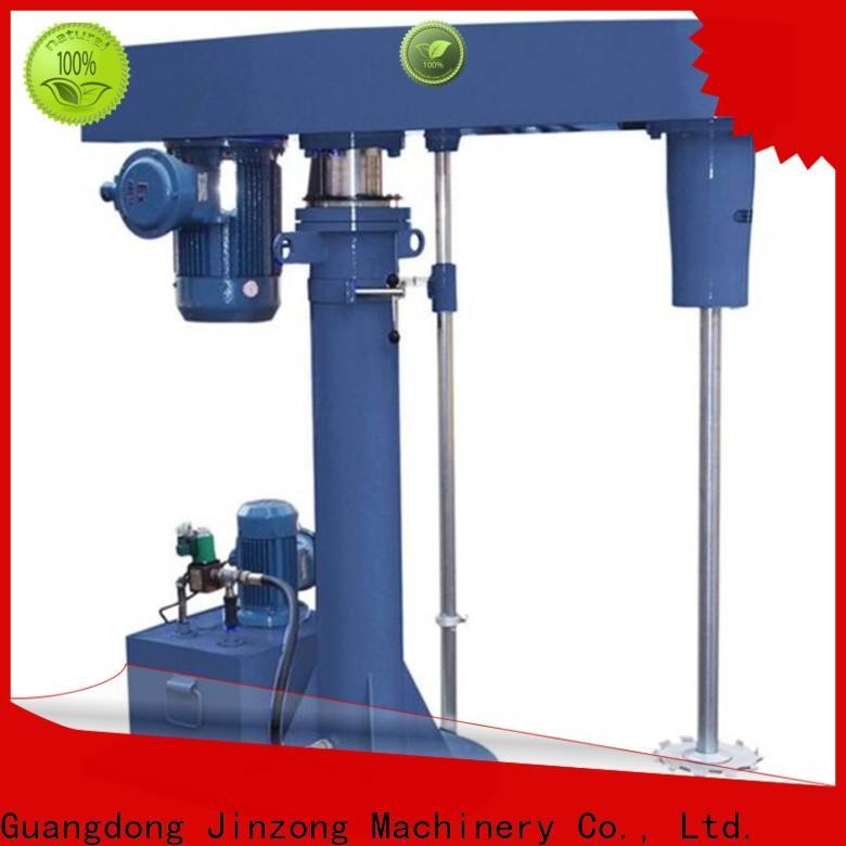 Jinzong Machinery glasslined acylic resin reactor company for reflux