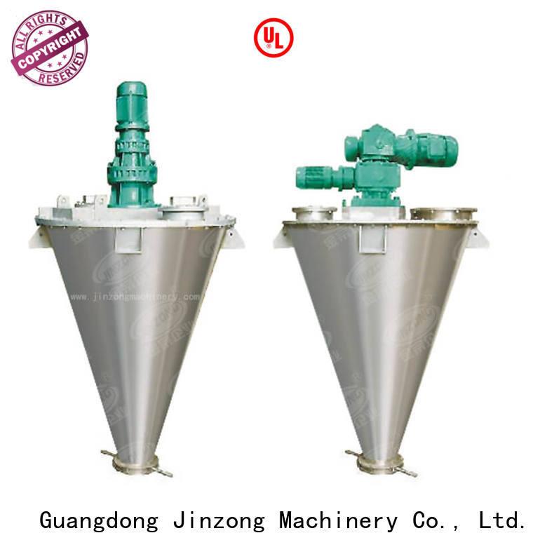 Jinzong Machinery energy powder mixer machine factory for plant