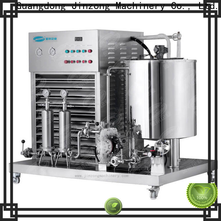 Jinzong Machinery practical mixing tank design suppliers for petrochemical industry