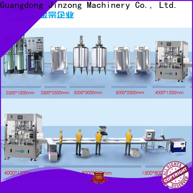 Jinzong Machinery latest chemical mixing tank company for paint and ink