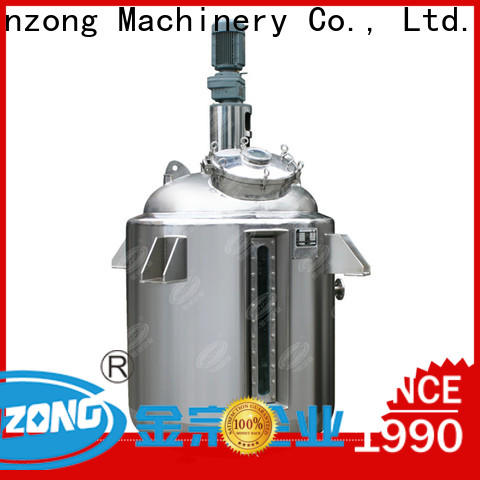Jinzong Machinery vacuum pharmaceutical injection whole set dispensing machine system factory for reaction