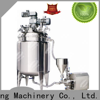 Jinzong Machinery jrf Mayonnaise Mixing tank online for reflux