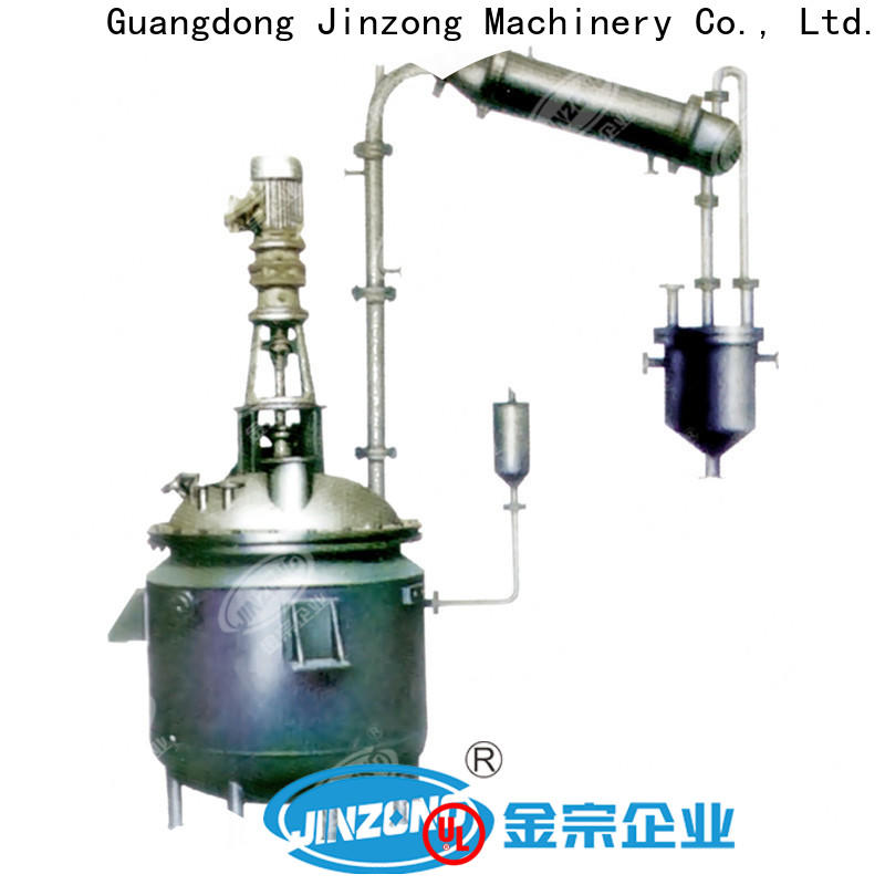 Jinzong Machinery top pharmaceutical labeling machine for business for reaction