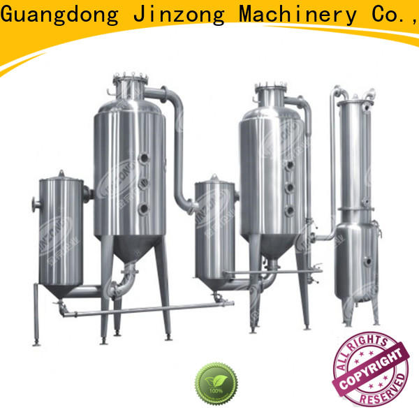 Jinzong Machinery top Turnkey solution for API Manufacturing company for reflux